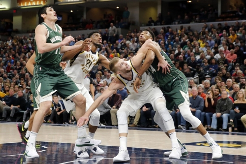 Bucks vs. Pacers Game Thread