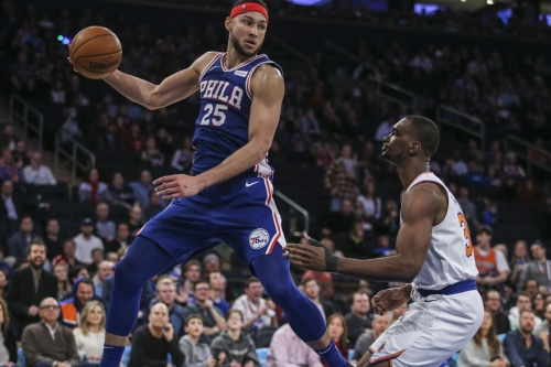 Sixers vs. Knicks - Game Thread