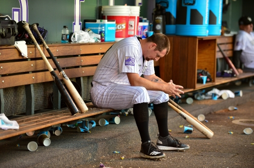 Rockies' Bryan Shaw is confident 2019 will be better than 2018 disaster