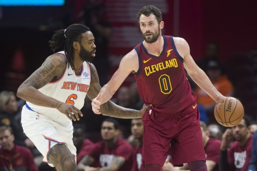 Brooklyn Nets at Cleveland Cavaliers Live Game Thread: Looking for a 'W' heading into All-Star Break