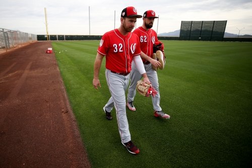 Cincinnati Reds players open to rule changes to help sport's pace of play