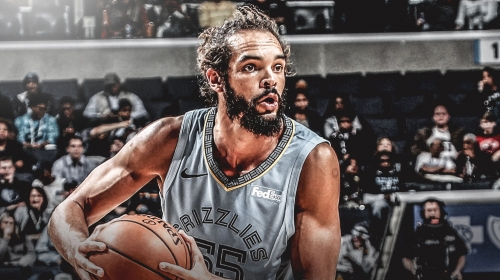 Joakim Noah says 'failing at home on a real public level was very humbling' during tenure with Knicks