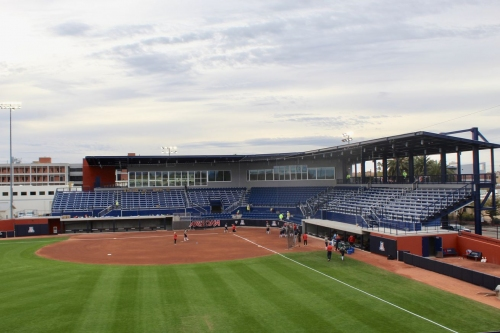 Remodeled Hillenbrand Stadium ushers in new era of Arizona softball