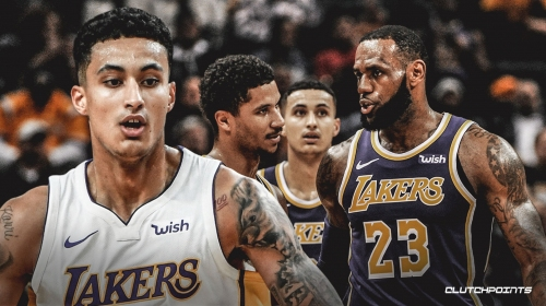 Kyle Kuzma says Lakers need to 'come together' and 'have fun' to make the playoffs