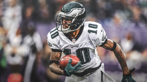 A return to the Philadelphia Eagles could be ideal for DeSean Jackson