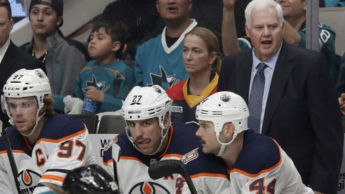 Time for Ken Hitchcock to stop criticizing Oilers players