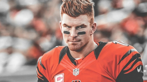 Bengals coach Zac Taylor is committed to Andy Dalton at quarterback