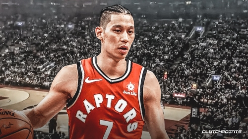 Video: Jeremy Lin gets standing ovation from Raptors fans upon entering game