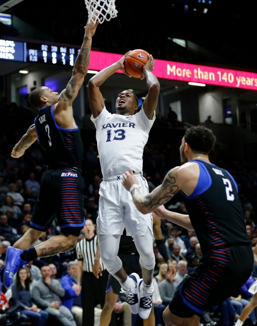 Live updates | Creighton leads Xavier early in the first half