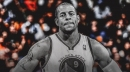 Warriors' Andre Iguodala will not play on Wednesday against the Blazers