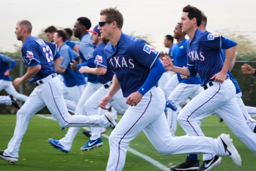 Spring training has just begun, but here's why the Rangers' biggest day of 2019 may have already passed