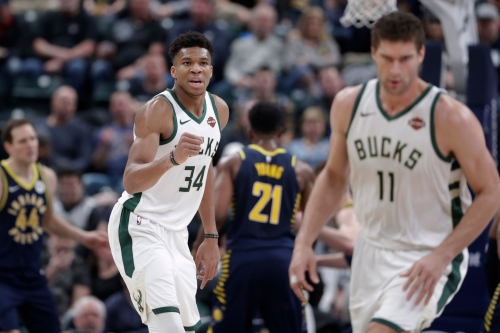 Bucks 106, Pacers 97: Giannis leads with a triple-double and fuels the decisive run