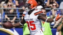 Browns TE David Njoku 'really excited' for the arrival of Kareem Hunt