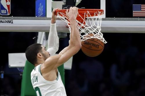 Boston Celtics motor past Detroit Pistons, 118-110