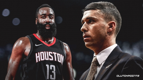 Timberwolves coach Ryan Saunders doesn't think Rockets star James Harden gets enough credit for how he studies the game