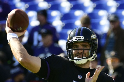 Joe Flacco is the perfect quarterback for the Broncos right now