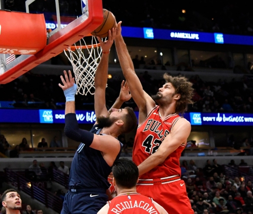 Game Recap: Chicago Bulls 122, Memphis Grizzlies 110