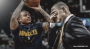 Video: Nuggets coach Mike Malone gets ejected in Isaiah Thomas' return vs. Kings