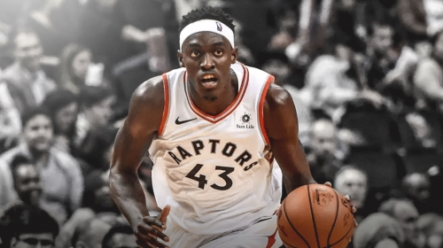 Raptors' Pascal Siakam sets career-high vs. Wizards