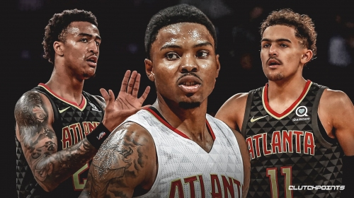 Hawks' Kent Bazemore says Trae Young and John Collins should get used to attending All-Star weekend