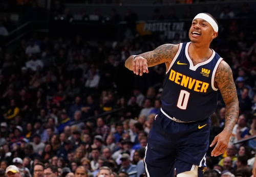 Isaiah Thomas, Nikola Jokic rally Nuggets to a 120-118 win over Sacramento