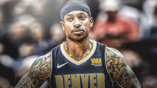Video: Nuggets' Isaiah Thomas hits first basket of his 2018-19 campaign