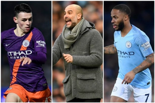 Man City news and transfers LIVE early team news for Newport fixture in FA Cup