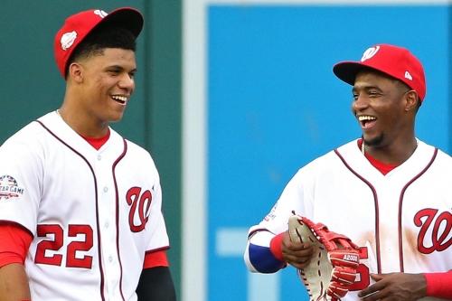 Washington Nationals' 2019 outfield: Juan Soto, Victor Robles, and Adam Eaton era?