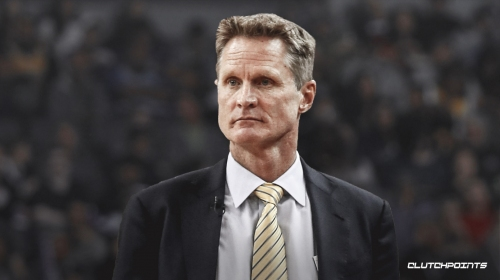 Video: Warriors coach Steve Kerr gets ejected after going berserk at the referee