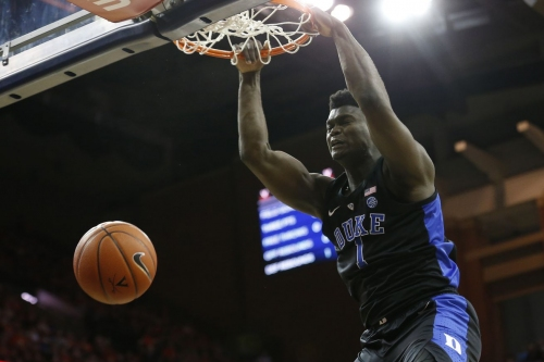 DRAFT WATCH #3 - No Zion for you!