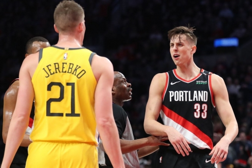 Blazers Rise to the Occasion in Signature Win