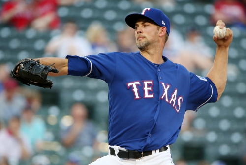 Rangers intend for Mike Minor to start against Cubs on opening day