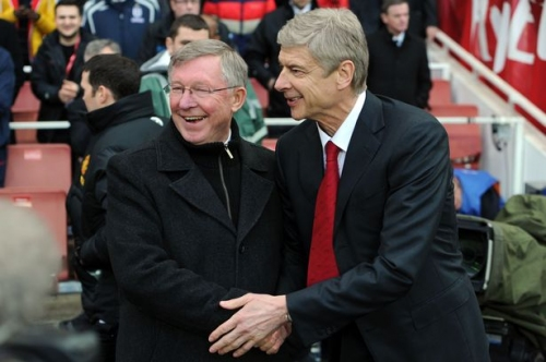 Arsene Wenger compares Tottenham to great Manchester United side