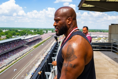 Steelers News: James Harrison...athlete turned actor?