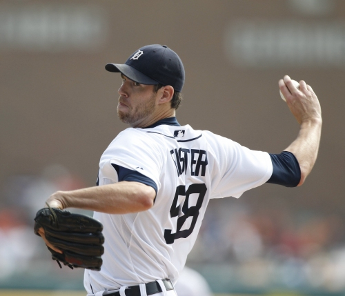 Detroit Tigers' 2011-14 glory fades more with Doug Fister's retirement