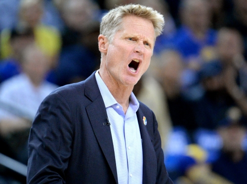 Warriors 3 Things: Steve Kerr had every reason to go ballistic on the refs