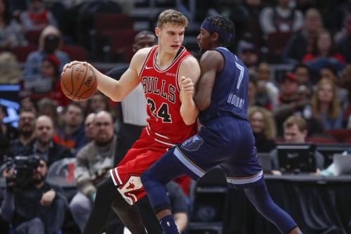 Report Card: Bulls run over Grizzlies 122-110