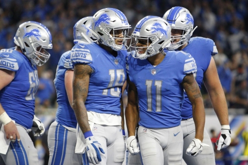 Open thread: Where does WR rank in the Lions' needs?
