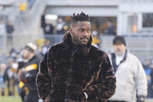 Steelers fans, what value are you looking to get for Antonio Brown?