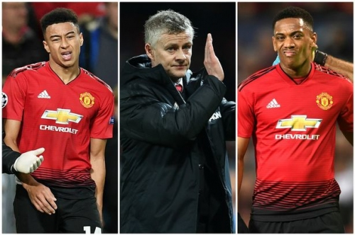 Manchester United news and transfers LIVE Lingard and Martial 'major doubts' for Chelsea as Juventus address Dybala rumours