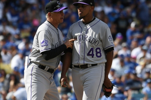 Thursday Rockpile: Pressure on the Rockies starting rotation in 2019