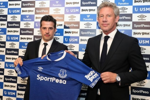 Everton FC's director of football makes stunning transfer claim