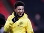Manchester United 'favourites' to sign Jadon Sancho