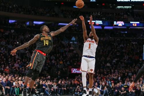 Preview: Hawks face Knicks in pre-break battle