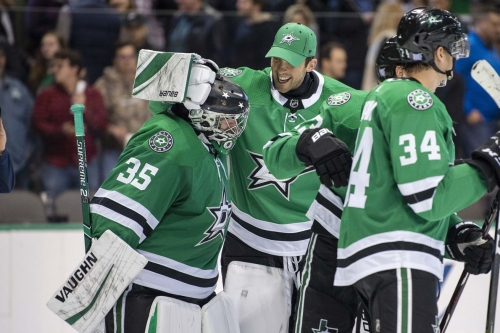 Nothing But The Best: Bishop and Khudobin Have Been Elite This Year