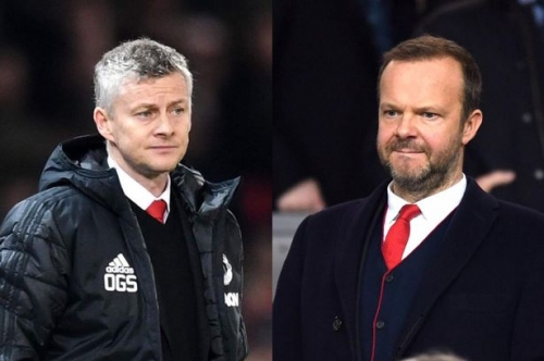 Manchester United chief Ed Woodward gives director of football and next manager updates