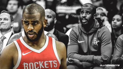 Rockets' Chris Paul laments loss to Timberwolves before All-Star break