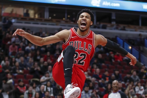 Otto Porter highlights: a career-high 37 points as newest Bull helps blow out Grizzlies