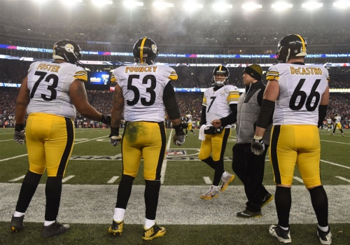 Steelers analysis: Offensive line is in transition but has personnel to remain stellar