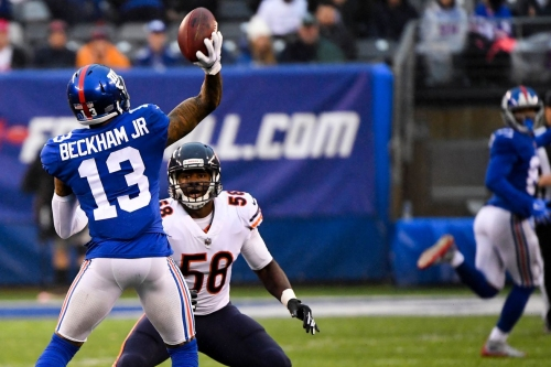 Silver Mining 2/14: Could the Raiders try to trade for NY Giants WR Odell Beckham Jr.?